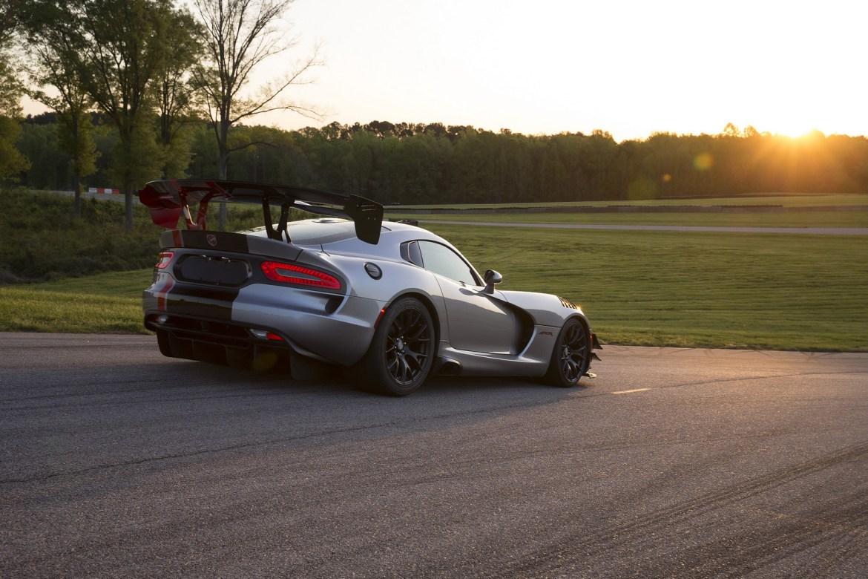 La fábrica del Dodge Viper cerrará sus puertas el 31 de Agosto: ¡Adiós a este emblemático deportivo!