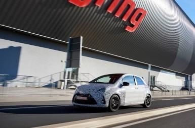¿Te gastarías 29.900 euros en un Toyota Yaris GRMN de 212 CV?