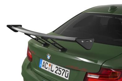 Vídeo: ¡Sólo habrán 30! El AC Schnitzer ACL2 es el BMW de calle más rápido de Nürburgring