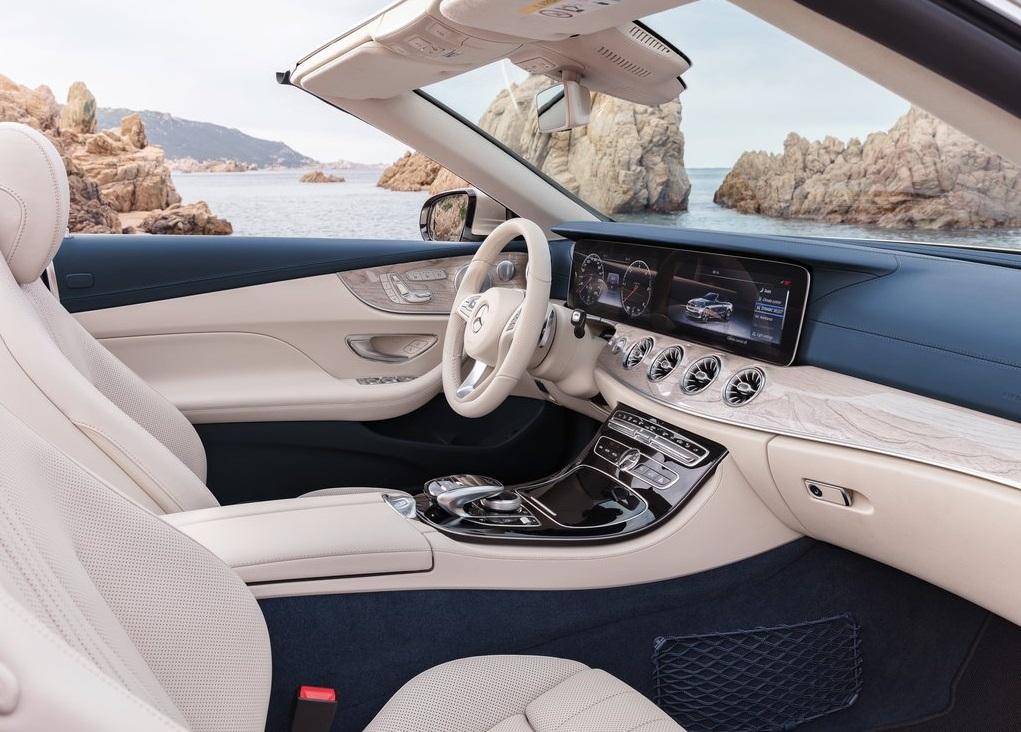 Ya está a la venta el Mercedes Clase E Cabrio 2017 en nuestro país