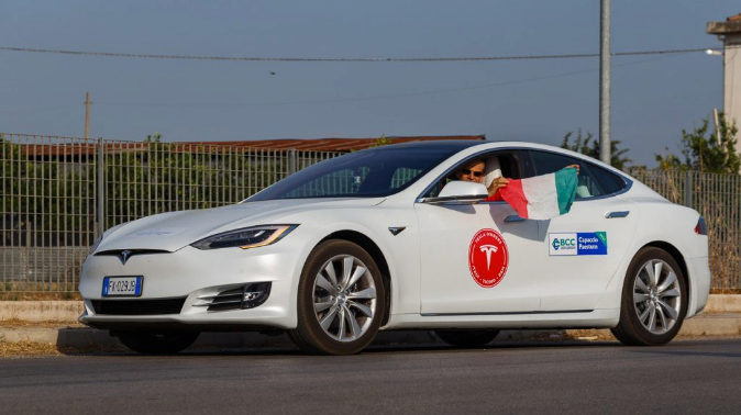 El Tesla Model S pasa los 400.000 kilómetros... ¡y la batería sigue casi nueva!