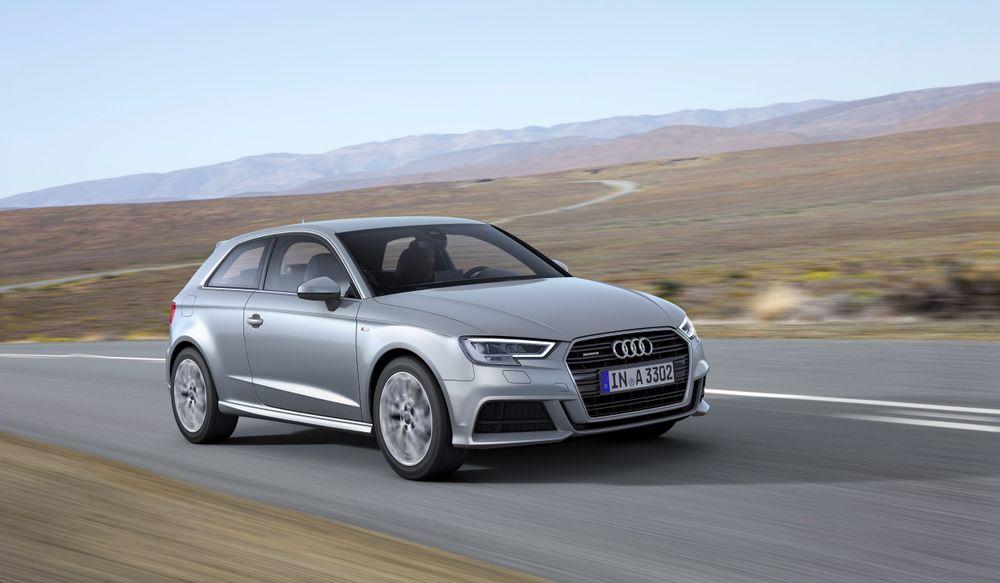 El nuevo Audi A3 también prescindirá de la carrocería de tres puertas: ¡Cada vez más rara!