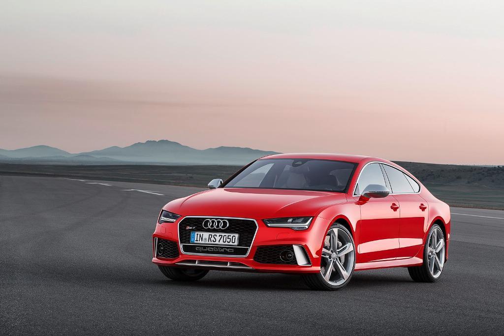 La nueva generación del Audi A7 ya está a punto