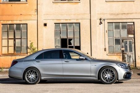 Mercedes Clase S 2018: Nuevos motores de seis cilindros en línea