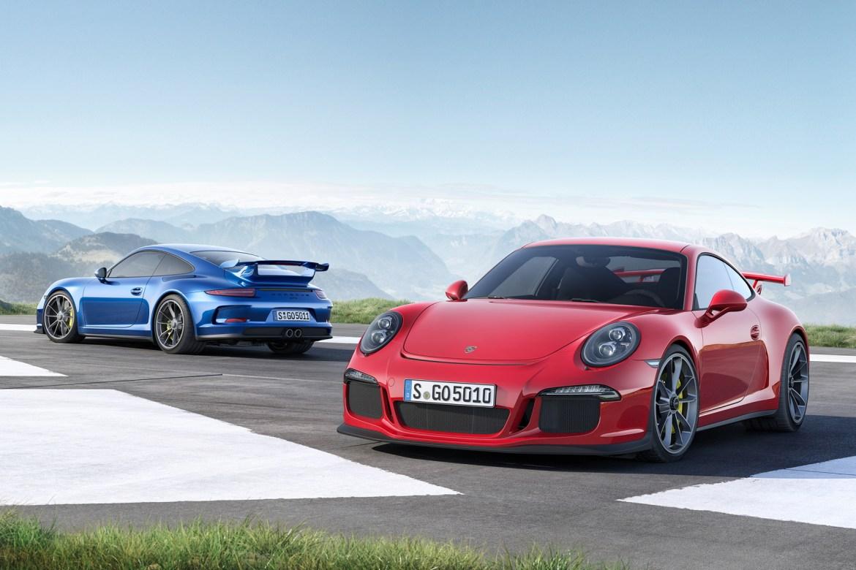 El próximo Porsche 911 GT3 será turbo: más potente y radical
