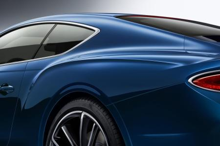 Nuevo Bentley Continental GT, información y fotos oficiales