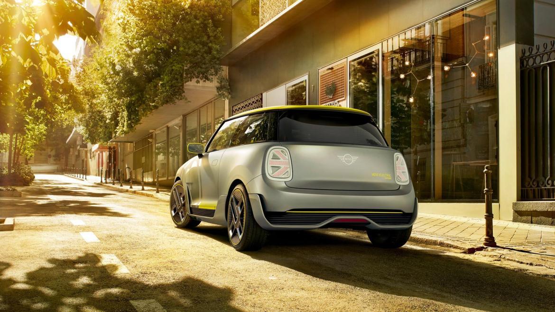 Oficial: MINI Electric Concept, un proyecto que llegará al mercado