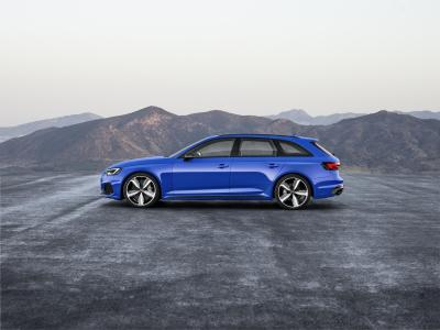2018 Audi RS4 Avant: 450 caballos y un guiño al pasado