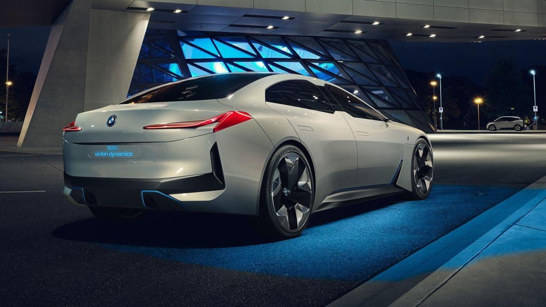 BMW i Vision Dynamics, el anticipo previo del i5