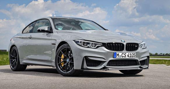 ¿Cuál es el precio del BMW M4 CS? Ya lo conocemos: 133.900 euros, al alcance de pocos afortunados...