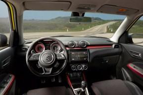 El nuevo Suzuki Swift Sport llega con un 1.4 Turbo de 140 CV y menos de 1.000 kilogramos de peso