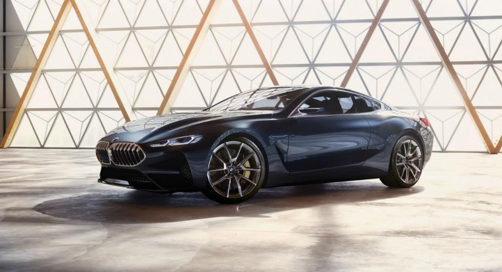 El BMW M8 debutará el próximo año, superará los 600 caballos de potencia