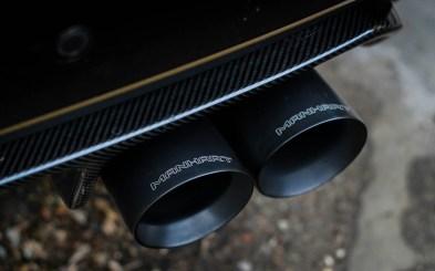 Manhart MHX6 800: El BMW X6 M se vuelve más agresivo y aumenta su potencia hasta los 834 CV