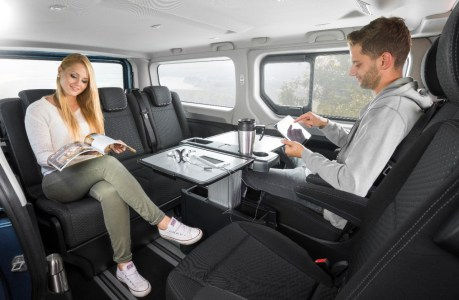 Opel Vivaro Life: Si no llevas un hotel a cuestas es porque no quieres