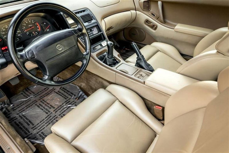 ¿Qué tiene éste Nissan 300ZX Z32 Twin Turbo de 1996 para haber costado más de 90.000 dólares?