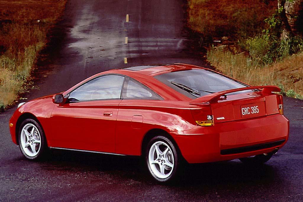 ¿Qué tramas, moreno? Toyota registra la marca 'Celica' en la oficina de patentes norteamericana