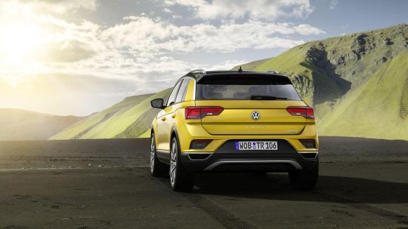 Oficial: Volkswagen T-Roc, llega el petit CUV alemán
