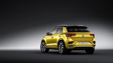 Volkswagen T-Roc R-Line: El paquete deportivo llega al pequeño crossover