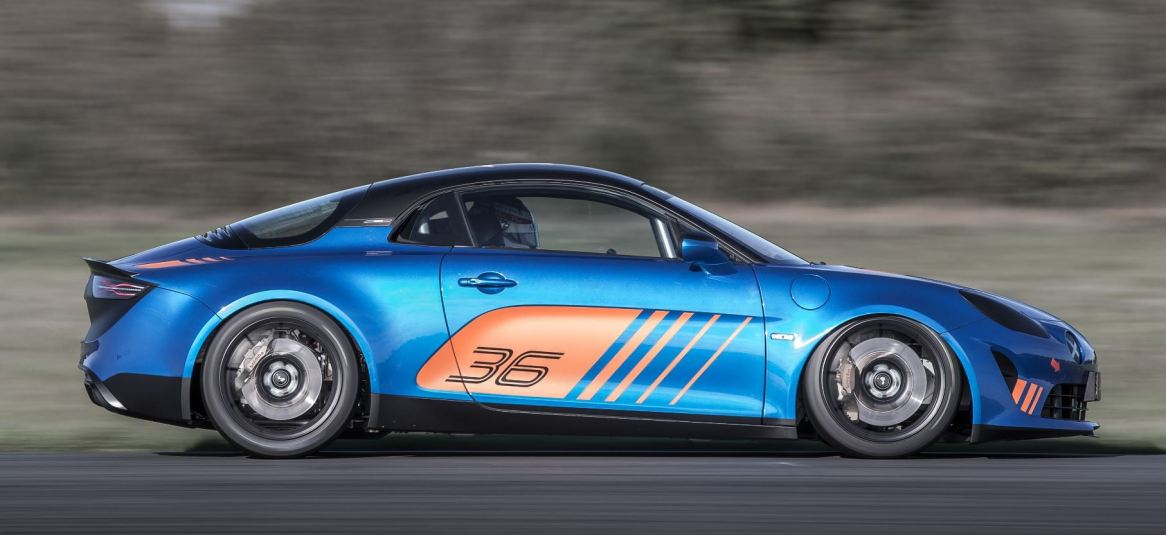 Alpine A110 Cup: Así es la versión de competición que cuesta 100.000 euros