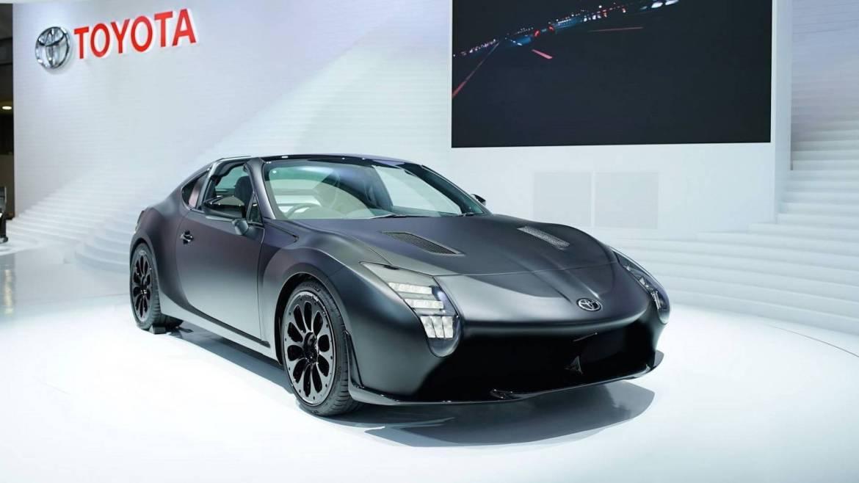 Así es el Toyota GR HV Sports Concept, ¡desde Tokio!