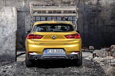 BMW X2 2018: El sexto SUV de la gama aterriza con un diseño rompedor. ¿Cuáles son sus rivales a batir?