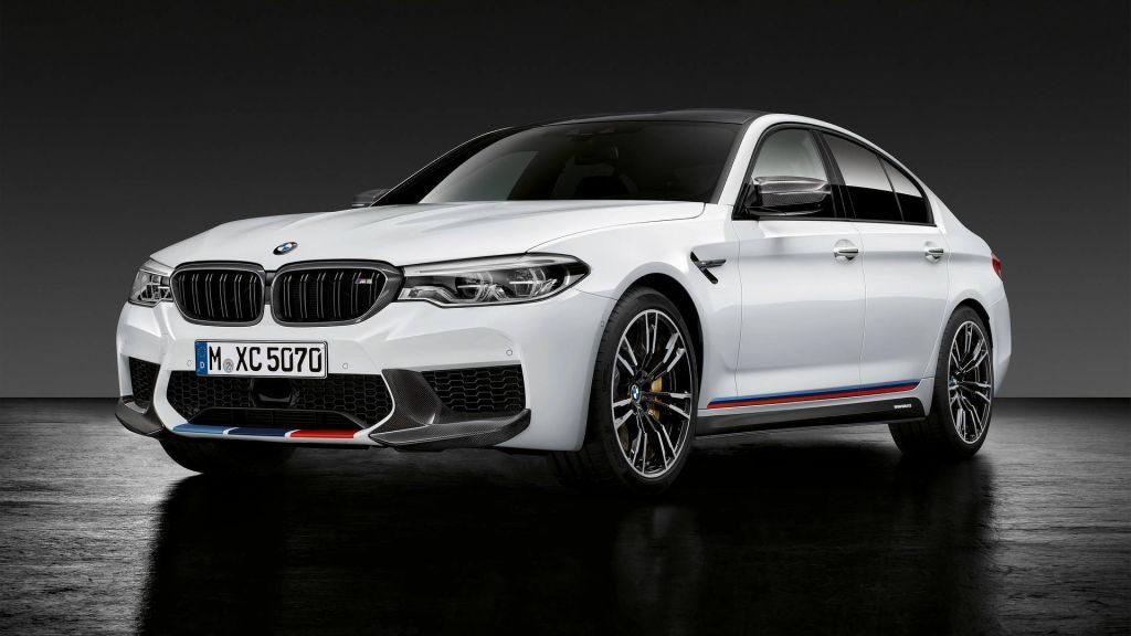 El BMW M5 híbrido ya está de camino, ¡primera información!