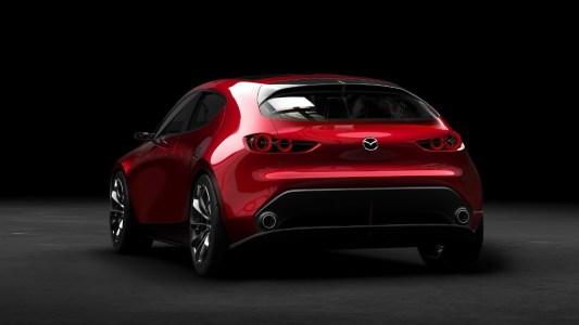 Mazda Kai Concept: El acercamiento al Mazda3 2019