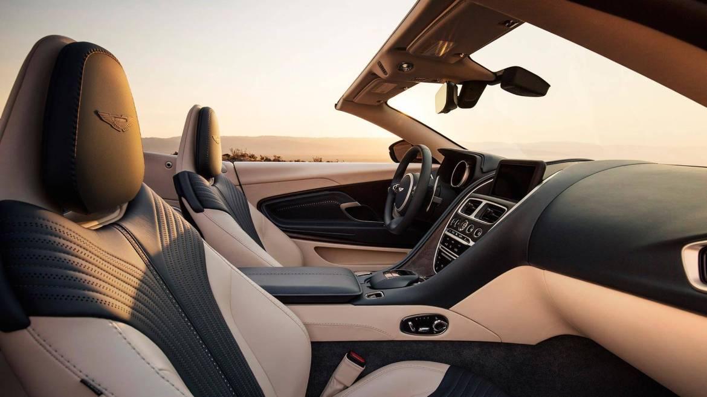 Oficial: Aston Martin DB11 Volante, a cielo descubierto