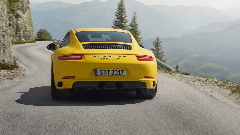 Habrá un nuevo Porsche 911 Carrera T: más rápido y un poco más radical