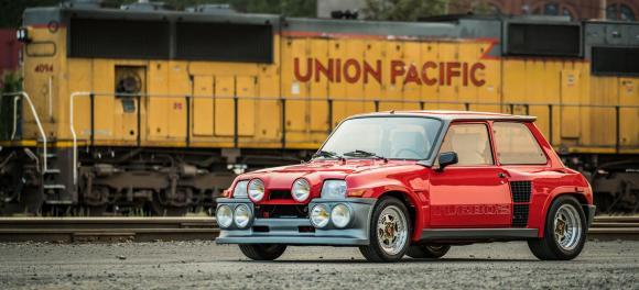 ¿Quieres un espectacular Renault R5 Turbo 2 Evolution de 1985 en estado de museo? Es tu oportunidad