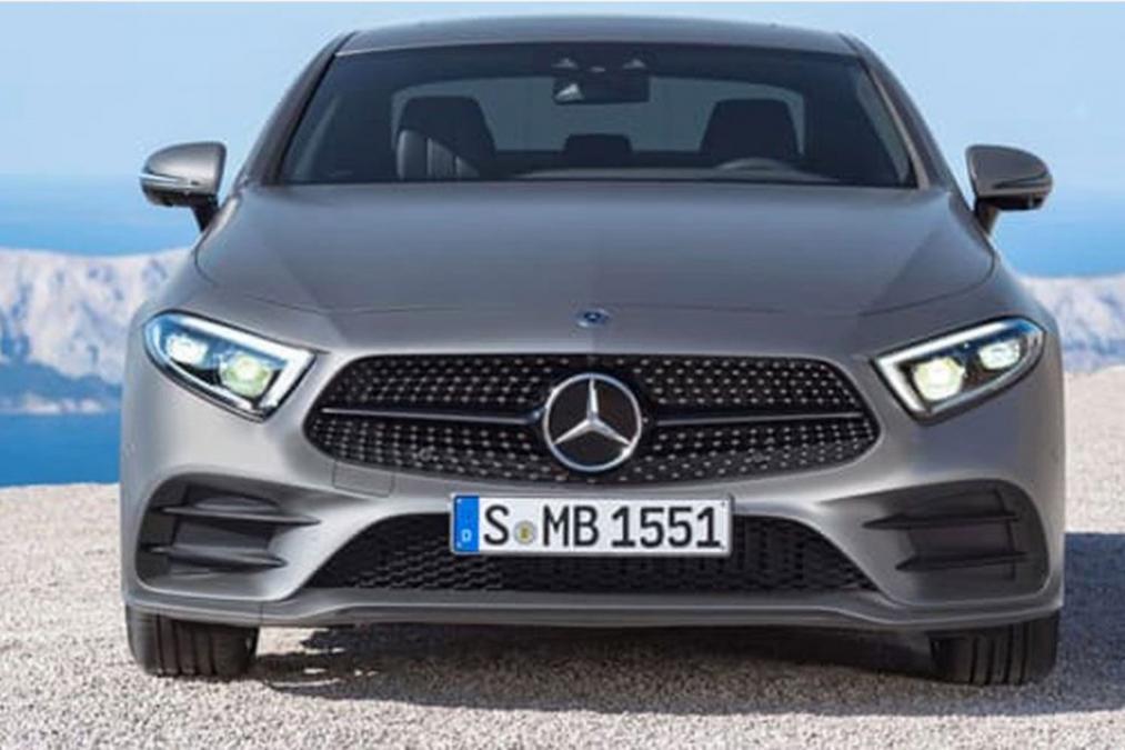 Así es el nuevo Mercedes CLS, ¡filtrado antes de tiempo!