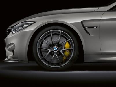 BMW M3 CS 2018: 460 CV, una dieta a base de fibra de carbono... y una tirada limitada