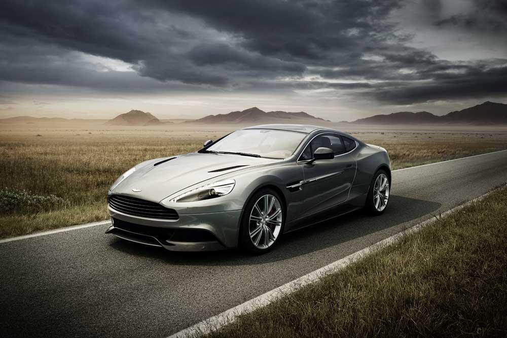Vuelve el Vanquish, pero Aston Martin cambiará los planes
