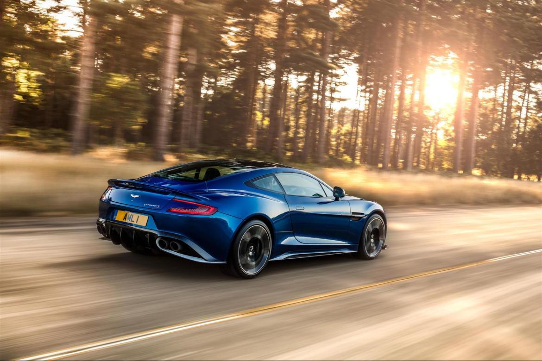 El nuevo Aston Marin Vanquish será muy potente, y mucho más deportivo