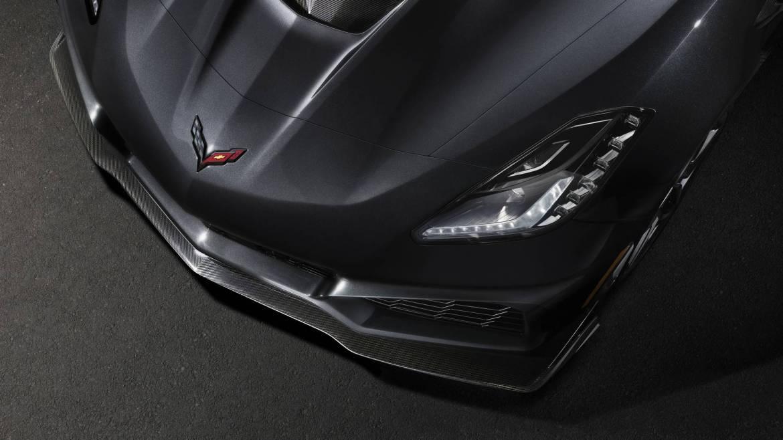 Oficial: Chevrolet Corvette ZR1, el más potente y rápido jamás fabricado