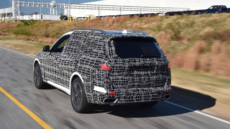 El BMW X7 M podría estar ya en desarrollo, ¡no te pierdas los detalles!