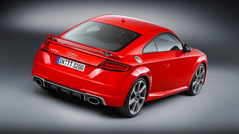 La renovación del Audi TT RS ya está de camino, y traerá novedades
