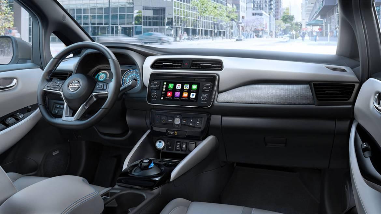 Llega el Nissan LEAF 2018: Te contamos su precio y equipamiento