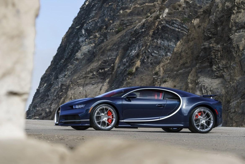 ¿Por qué Bugatti ha llamado a revisión a 47 unidades del Chiron?