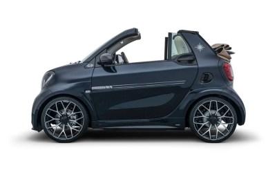 ¿Qué demonios tiene este smart fortwo para costar casi 60.000 euros?