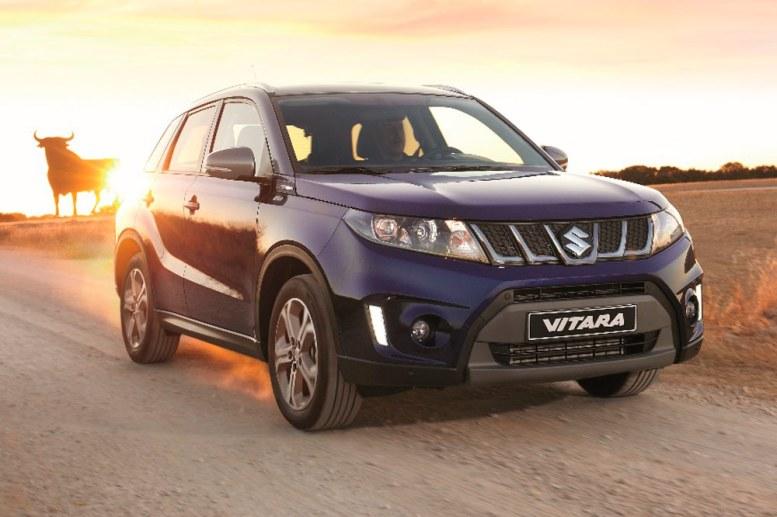 Suzuki Vitara Toro: Aliado con bodegas Osborne para darle un toque más ibérico