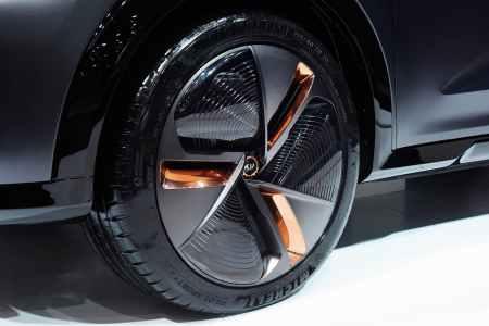 Así es el Kia Niro EV Concept: La versión eléctrica con una autonomía que no te hará envidiar a los motores convencionales