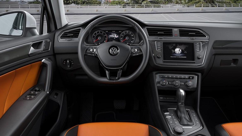 Así es el Volkswagen Tiguan Allspace R-Line: El toque dinámico que le faltaba