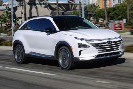 Hyundai NEXO, así es el SUV de Hyundai que funciona con hidrógeno