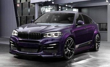 Lumma CLR X6 R: Así luce el BMW X6 de Lumma Design y TopCar