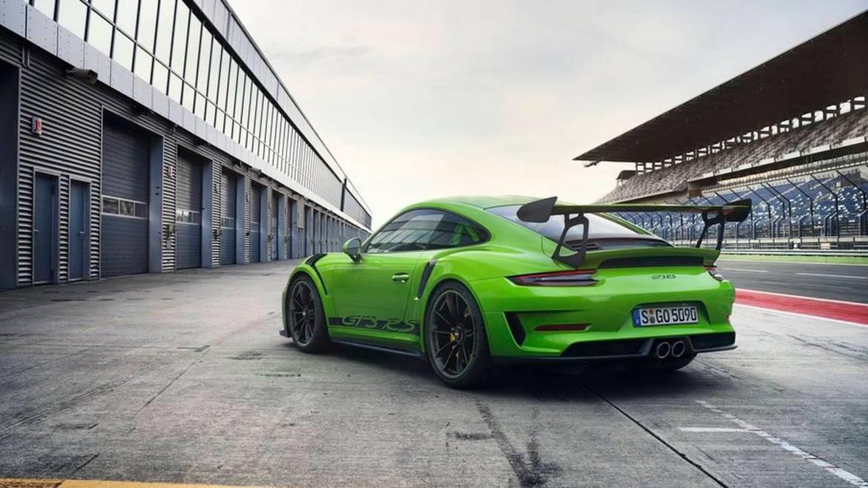 Así es el nuevo Porsche 911 GT3 RS, ¡filtrado!