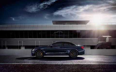 BMW M4 Convertible Edition 30 Jahre: Celebrando el 30 aniversario del primer M3 descapotable