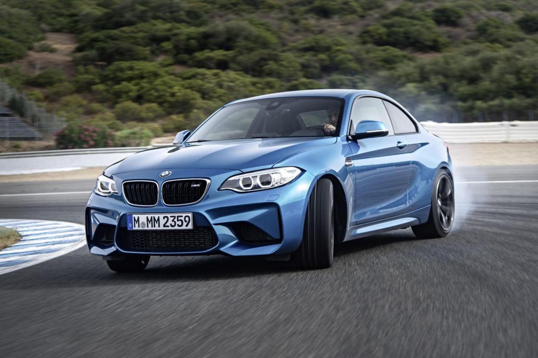 BMW perfila el M2 Gran Coupé: lo veremos en 2019
