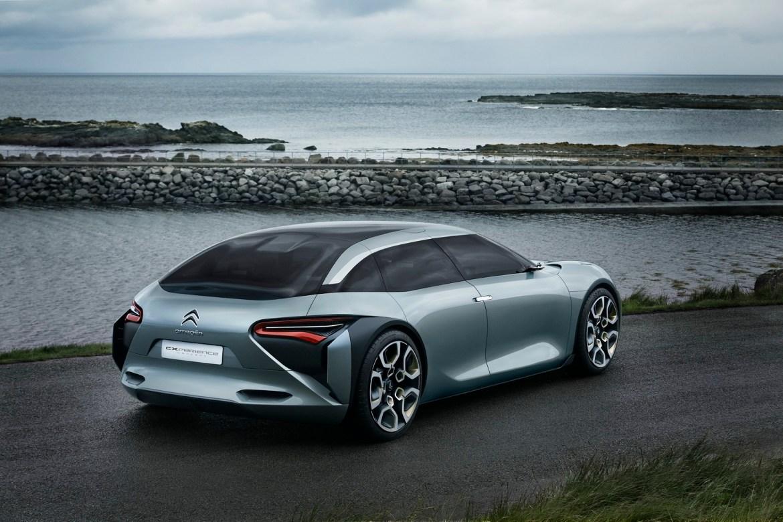 Citroën afirma que reinventará el segmento sedán con el nuevo C5