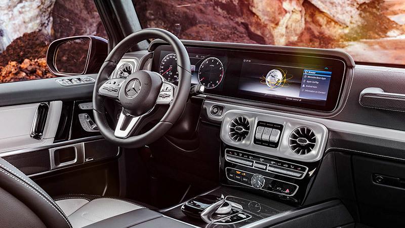 El nuevo Mercedes-Benz Clase G ya tiene precio en España: ¿Cuánto cuesta?